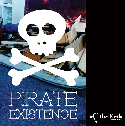 Pirate Existence Invitation