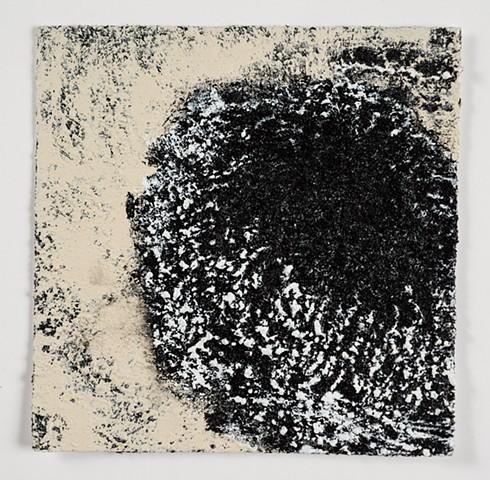 Clair-Obscur Acrylique sur toile 13 X 13 cm 2014