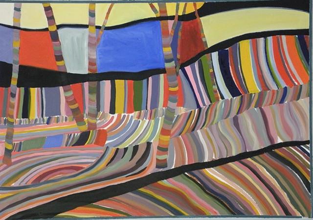 Oil. Painting II.
