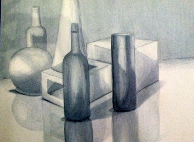 Watercolor I.