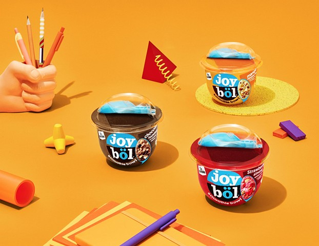 Kellogg's Joybol, photographer Stephanie Gonot
