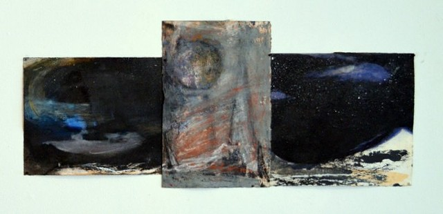 Mariner Trilogy East - Tryptych 2
