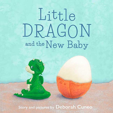 Little Dragon and the New Baby - Sky Pony Press 2018