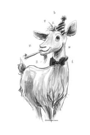 Goat Character