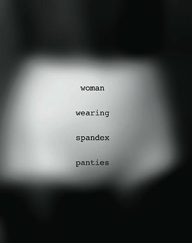woman wearing .....