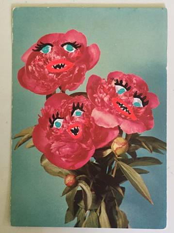 The Angry Peonies