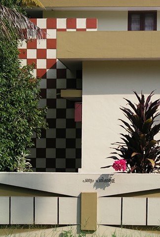 Exterior photo facade