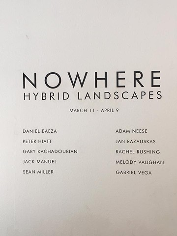 NOWHERE: Hybrid Landscapes