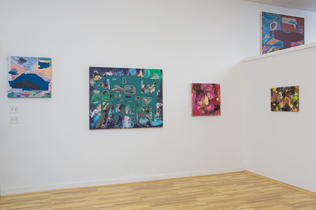 'Old Dynamite' Installation View