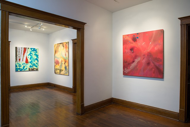 'Resurface' Installation View