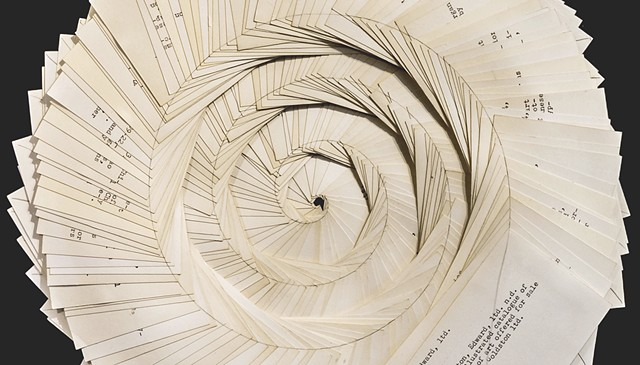 Spiral Study (Archimedian)  Detail