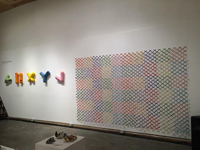 Exploded View, Tucson, Installation View