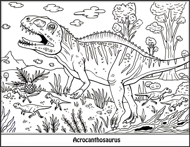 dilophosaurus coloring page.html