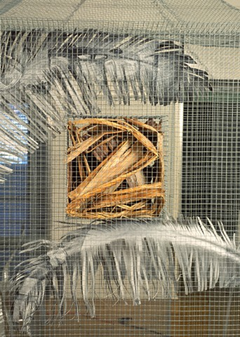 Marina Gutierrez - Room For Recollection - Palm Box detail