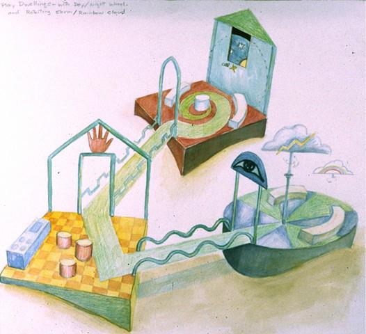 Marina Gutierrez Imagination Playground Prospect Park 1994