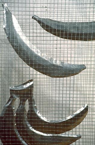 Marina Gutierrez - Room For Recollection - Platano detail