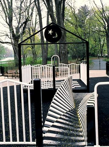 Marina Gutierrez Imagination Playground, Prospect Park Bklyn