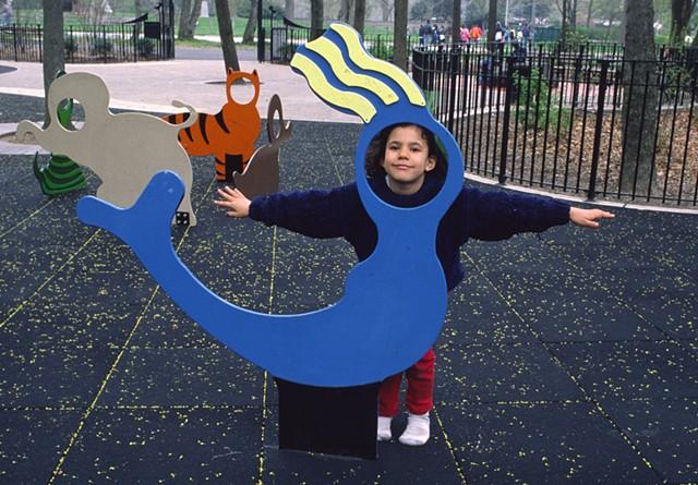 Marina Gutierrez Imagination Playground Prospect Park Brooklyn