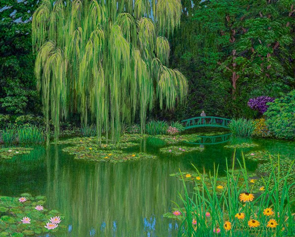 Monet Giverny, France