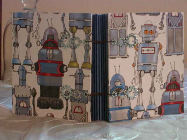 Robot book the Third