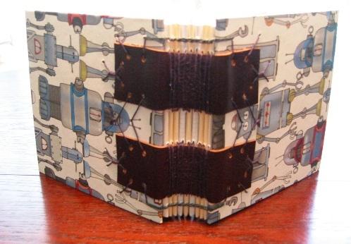 Robo-book Project Book