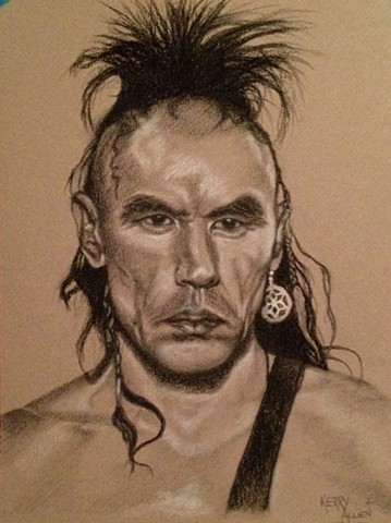 Magua, native american, last of the mohicans
