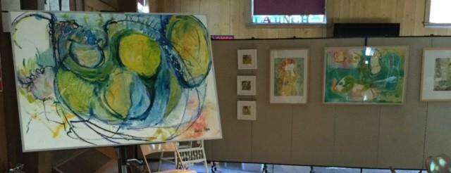 Memorial Service Art Show