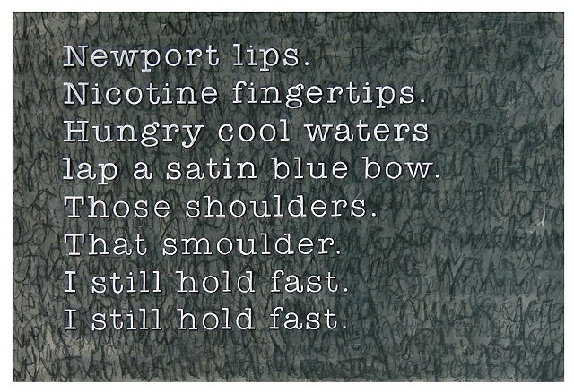 Untitled (Nicotine Fingertips)