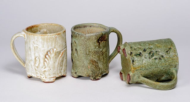 Various Cups w/ Handles