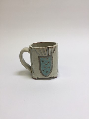 Cup w/ engravings #4 (view 2)