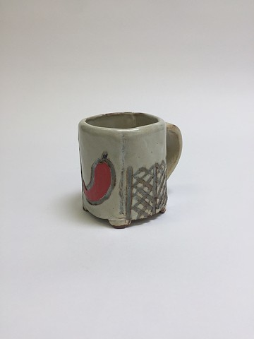 Cup w/ engravings #2 (view 1)
