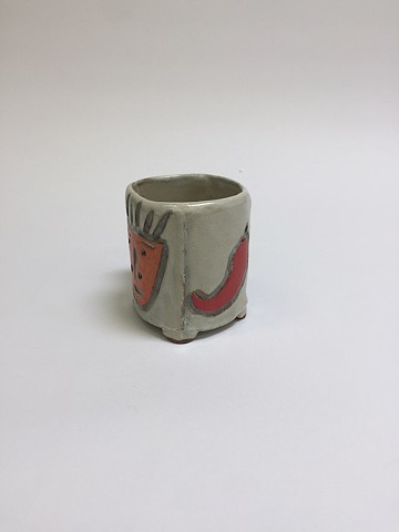 Cup w/ engravings #2 (view 2)