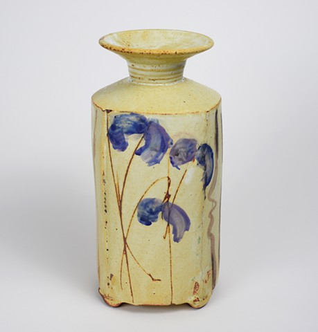 Small Hand-Drawn Vase (View 2)