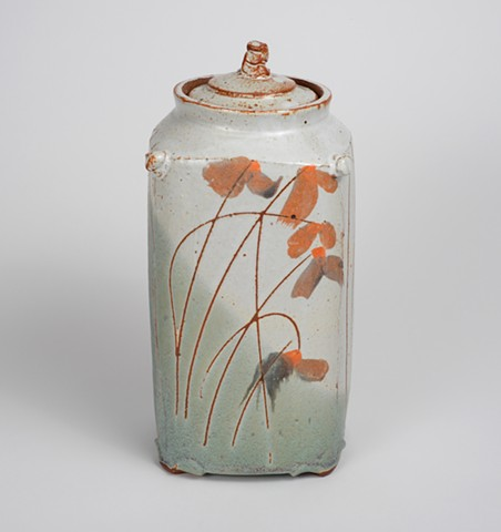 Small Covered Jar (View 1)