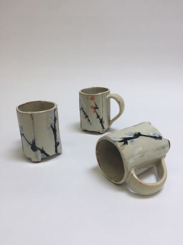 Various Hand Drawn Cups
