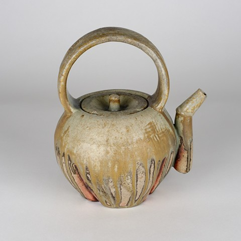 Wood Fire Tea Pot