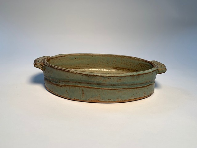 Small Casserole Dish (view 2)