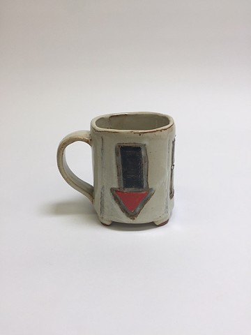 Cup w/ engravings #1 (view 3)