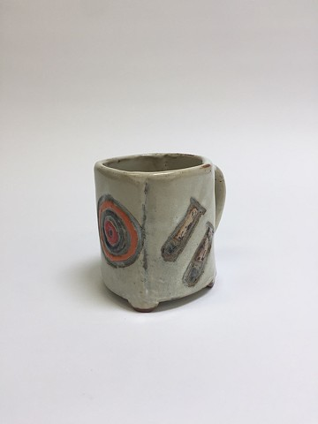 Cup w/ engravings #3 (view 1)
