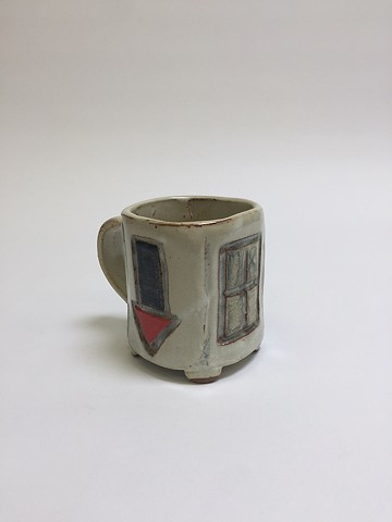 Cup w/ engravings #1 (view 2)