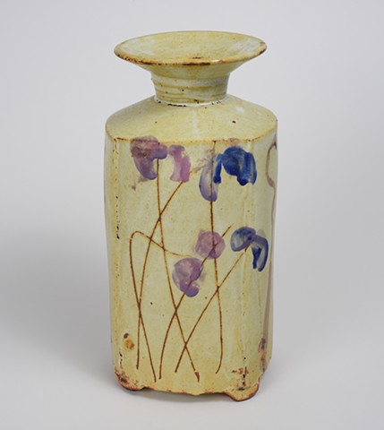 Small Hand-Drawn Vase (View 1)