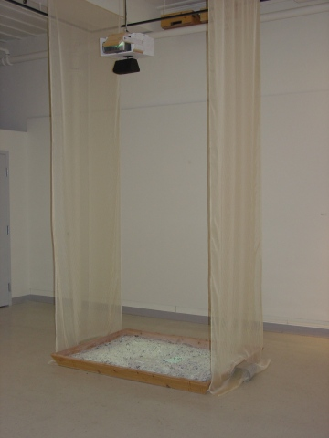 """Samba Corporal"" at A + D Gallery, Columbia College, Chicago"
