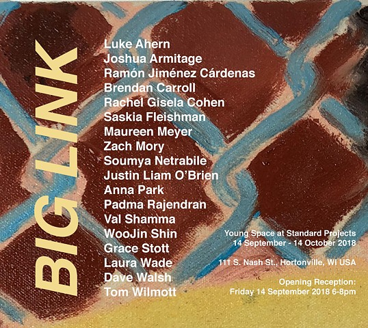 'Big Link' Young Space at Standard Projects