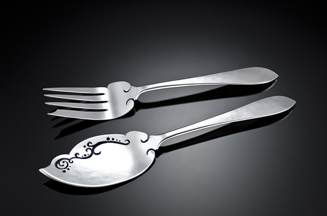 Fish Serving Set