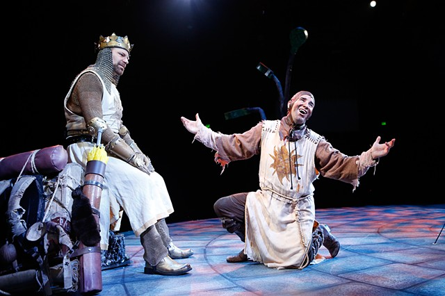 Spamalot - North Shore Music Theatre
