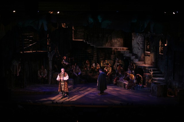 Man of La Mancha - The Wick Theatre