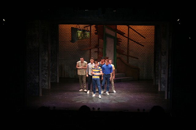 West Side Story - Theatre By The Sea