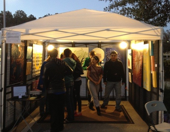 Tioga Winter Fine Art Festival