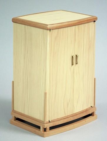 Cypress Cabinet
