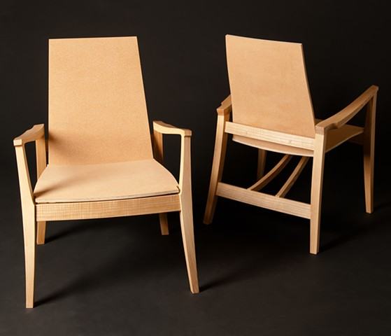 Ash Chairs (Front and Back)